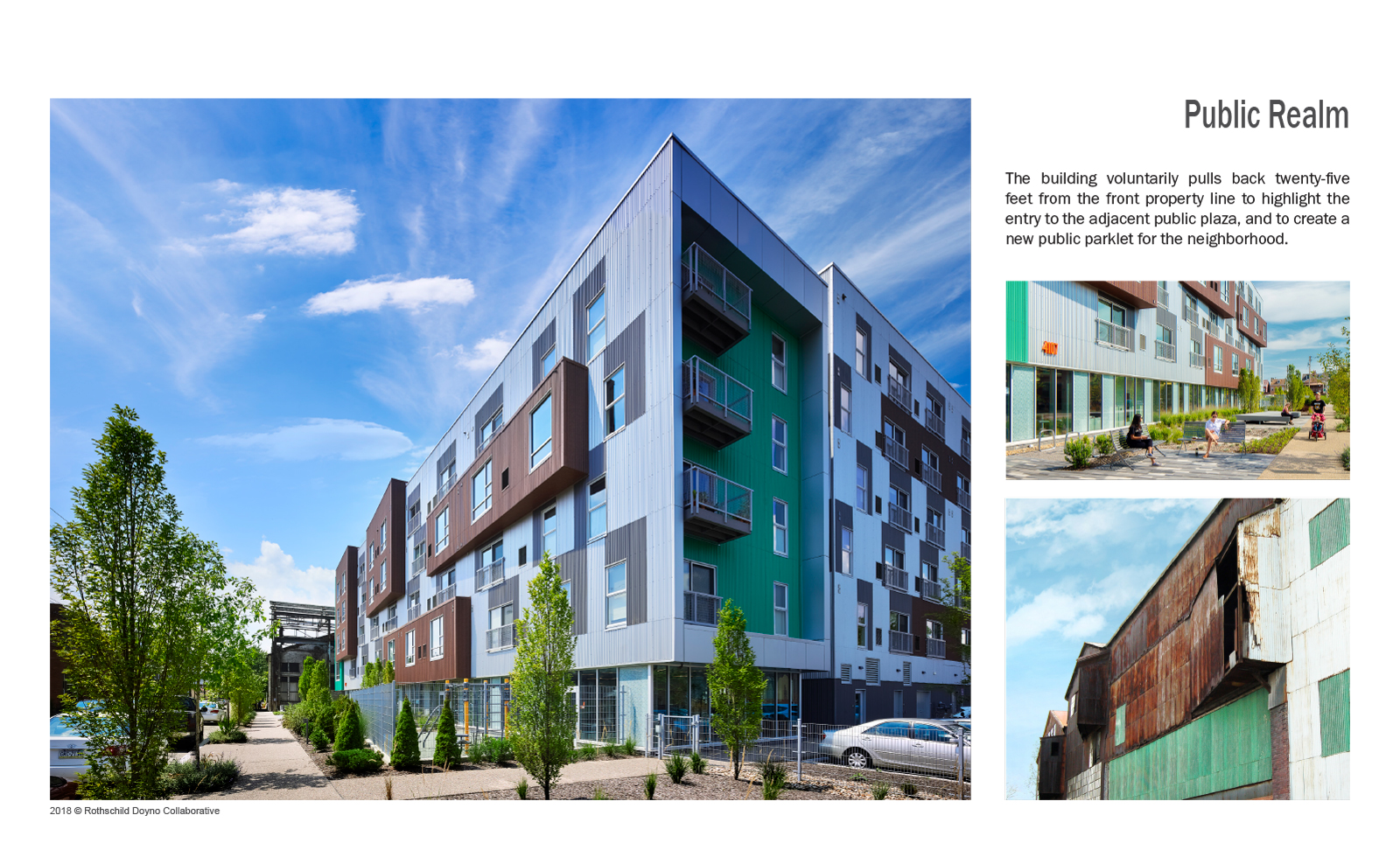 The Foundry at 41st - Rothschild Doyno Collaborative